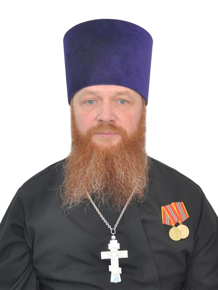 Настоятель Священник Сергий (Головлев)