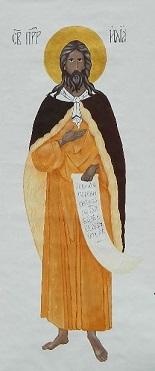 Святой славный пророк Божий Илия