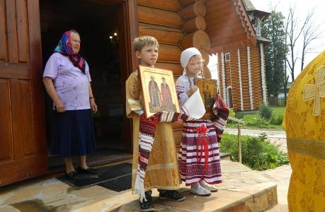 1000 летие преставления святого равноапостольного князя Владимира